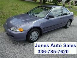 1995 Honda Civic For Sale Carsforsale