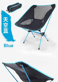 Portable Cheap Folding Beach Chair For Outdoor Fishing Garden Moon Backrest  Bag Blue Load 150Kg Amazoncom Portable Folding Stool Chair Seat For Outdoor Camping Resin 1pc Fishing Pnic Mini Presyo Ng Stainless Steel Walking Stick Collapsible Moon Bbq Travel Tripod Cane Ipree Hiking Bbq Beach Chendz Racks Wooden Stair Household 4step Step Seats Ladder Staircase Lifex Armchair Grn Mazar