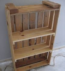 Pallet Bookcase A Perfect Place For All Reading Material Pallet