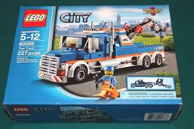 100 Lego City Tow Truck LEGO CITY 60056 TOW TRUCK Brand New Factory SEALED 1726674166