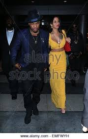 La Live Conga Room Los Angeles by Ne Yo And Friends Arriving The Conga Room At L A Live Featuring