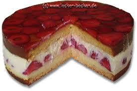 erdbeer soja torte ohne milch lecker backen