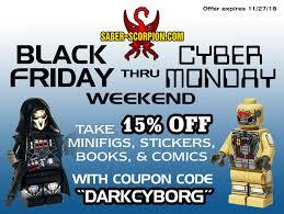 BLACK FRIDAY Thru CYBER MONDAY Weekend, Take 15% OFF All ...