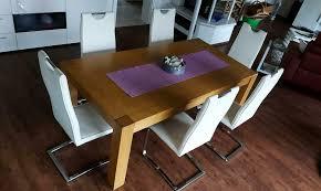 6 schwingstühle stühle stuhl esszimmer küche