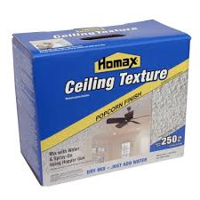 Do Popcorn Ceilings Contain Asbestos by Homax 13 Lb Dry Mix Popcorn Ceiling Texture 8560 30 The Home Depot