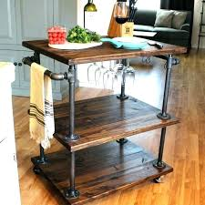 Diy Metal Table Legs Galvanized Pipe Kitchen