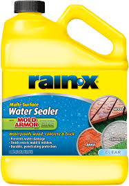 Thompsons Waterseal Deck Wash Msds by Rain X Rain X Multi Surface Clear Water Sealer Discontinued
