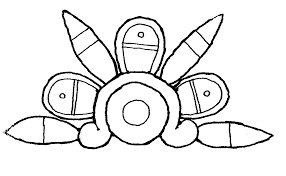 Mayan Warrior Clipart 14 Aztec Warrior Clipart Black And White