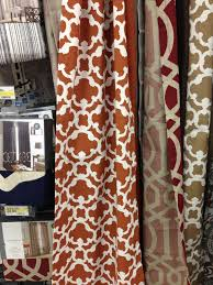 fashionable living room curtains target all dining room