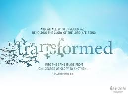 Verse Of The Day 2 Corinthians 318