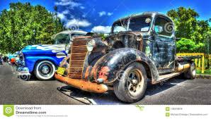 Vintage American 1930s Chevy Pickup Truck Editorial Stock Photo ...