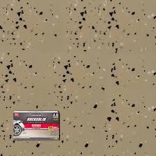 Behr Garage Floor Coating Vs Rustoleum by Rust Oleum Rocksolid 152 Oz Gray Polycuramine 2 5 Car Garage