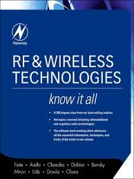 Newnes Know It All Series Praphul Chandra Author Dan Bensky 2011 Cover Image Of RF And Wireless Technologies
