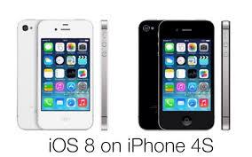 Improve iOS 8 on iPhone 4S