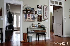 Decorating Ideas Collected Vintage Gallery Wall
