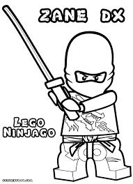 Lego Ninjago Kai ZX
