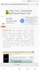 What is the SP Flash tool Quora