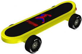 pinewood derby 3D Design Plan INSTANT DOWNLOAD