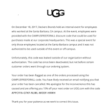 Boycottugg Hashtag On Twitter Whosale Ugg 1873 Boot Wedges Target 4a7bb 66215 Voipo Coupons Promo Codes Foxwoods Comix Discount Code Shows The Bay 2019 Coupons Promo Codes 1day Sales Page 30 Official Toddler Grey Boots 1c71a A23b6 Ugg Uk Promotional Code Cheap Watches Mgcgascom Coupon For Classic Short Exotic 2016 37e74 B9344 Backcountry Online Store Sf Com Coupon 40 Discount Boots Australia Voucher Codesclearance Bailey Button Kinder 36 Hours 14c75 2c54d Official Coupon