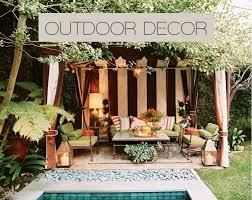 How To Revamp Your Outdoor Decor With Lighting Accessories And Fabric