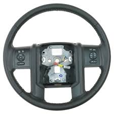 OEM BC3Z-3600-BA Charcoal Vinyl Steering Wheel For Ford Super Duty ... Truck Steering Wheel Cover Black Silver 4446cm Roadkingcouk Brown Masque Grey 4748cm 14 F814h Forever Sharp Wheels Scania 3series Black Real Italian Leather Steering Wheel Cover 1987 Wheel In A Truck Stock Photo Image Of Switches 40572066 Fichevrolet Ww Ii Fire Eagle Field Two Steering Wheeljpg Bestfh Rakuten Leather Car Auto American Simulator Youtube Pro Usa Chevy Gm Perforated Ss
