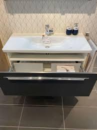xxxlutz badezimmer welnova wn3405 weiß eichefarben möbel