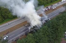 VIDEO: Hay Truck Catches Fire On Highway 99 - Peace Arch News Hay Truck Stock Photos Images Alamy My 63 Chevy Hauling Hay Trucks Hay Hauler Loading Time Lapse Youtube Gmc Diesel Dairyland Co 24 Truck And Trailer In Flickr Australian Trucking On Twitter The Volvotrucks Ata Safety 5jp Ranch Life Page 6 Delivering To Market At Tenerir The Atlas Mountains Pinterest Overloaded In West Coast Of Turkey Image Farm With Family Help Men Riding Full