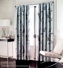 Magnetic Curtain Rods Bed Bath And Beyond by Bed Bath U0026 Beyond Lined Curtains Ebay