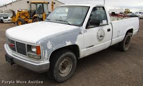 100 69 Gmc Truck 1998 GMC Sierra 2500 Pickup Truck Item DB01 Wednesday