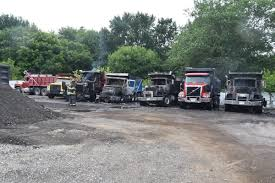 Damage Estimated At $1.2 Million After Dump Trucks Catch Fire At ...
