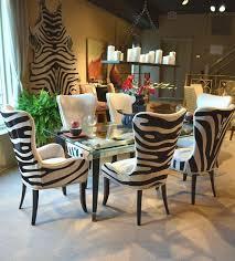 Elegant Dining Room Chairs Pinterest With Animal Print Best 25 Zebra Chair