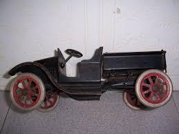 100 Buddy L Dump Truck 1920s Ford Flivver 211 Type II Spoke Wheels Black
