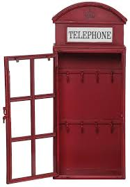 Must Have This London Telephone Booth Cabinet Wow Home Decorations Collection