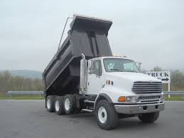 100 Tri Axle Dump Truck For Sale By Owner 2007 Sterling L9513 Triaxle Steel Dump Truck For Sale