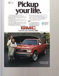 100 Vintage Truck Magazine GMC Advertisement