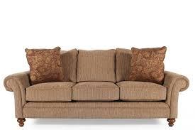 Brown Corduroy Sectional Sofa by Broyhill Corduroy 44