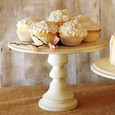 One Rustic Pedestal Cake Stand By RoxyHeartVintage On Etsy 7500