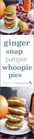 Pumpkin Whoopie Pies Gluten Free by Ginger Snap Pumpkin Whoopie Pies Simple Seasonal