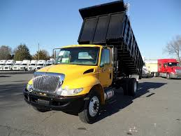 100 Single Axle Dump Trucks For Sale 2013 International 4300 Truck MAXXFDT 215HP