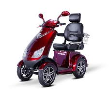 You Do Not Have To Charge The Scooter Every Day So Can Use It E Wheels EW 72 Electric Mobility Offers Luxurious Comfort High Performance