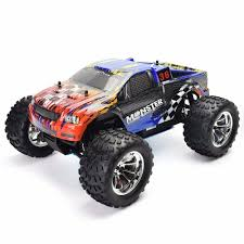 100 Monster Truck Nitro 2 HSP 110 Scale Rc Car 4wd Off Road Gas Powered