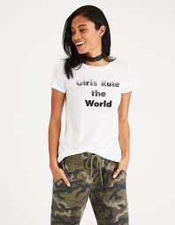 classic fit t shirt american eagle outfitters