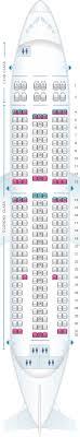 selection siege air transat seat map air transat airbus a310 300 seatmaestro