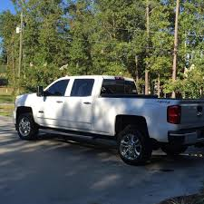 100 What Size Tires Can I Put On My Truck 2015 2500 HD Leveling Kit Tire 20152019 Silverado Sierra