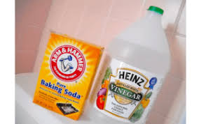 Unclogging Bathtub With Baking Soda by Simple Remedies For Clogged Drains One Good Thing By Jillee