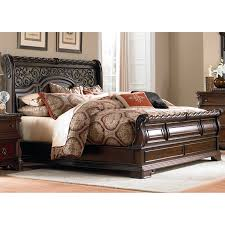 North Shore King Sleigh Bed bedroom sleigh beds for sale sleigh bed frame queen slay bed