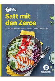 ww satt mit den zeros einfach und gesund abnehmen mit den 0 punkte lebensmitteln