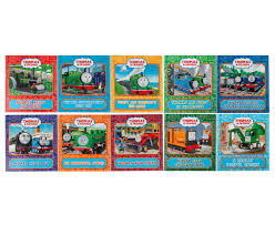 Thomas The Tank Engine & Friends 10-Book Pack   Scoopon Shopping Cfusion And Delay Thomas Troublesome Truck Trouble Ep 2 Download The Htite 2010 Bachmann 98002 G Scale Goods Wagon New Trafficclub Goes Fishing James The Trucks Friends Accidents Will Happen Song Youtube Product Categories Wagons Sawyer Models Faces Covered Wwwtopsimagescom Bachmann Percy Troublesome Trucks Large