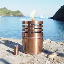 Citronella Oil Lamps Uk by Copper Garden Oil Lamp By Za Za Homes Notonthehighstreet Com