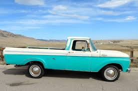 1963 Ford F100 Custom Cab Unibody For Sale #1816177 | Hemmings Motor ... 61 Unibody Ford F100 Trucks Unibody Truck Wiki Better Fall In Love With This 1963 For Sale The Hamb 8 Facts You Didnt Know About The 6163 New Pickup Considered Based On Focus C2 63 Ford Bagged Matte Fordtough Unibodyford Ideas Of 1961 F100 4x4 Classic For Sale Fileford 21218378jpg Wikimedia Commons 1962 Short Bed Youtube Kustom Lowrider Custom Hot Rod Rods Network Vs Body Frame Whats Difference Carfax Blog